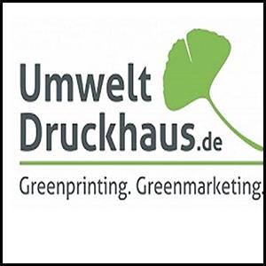Umwelt Druckhaus Icon